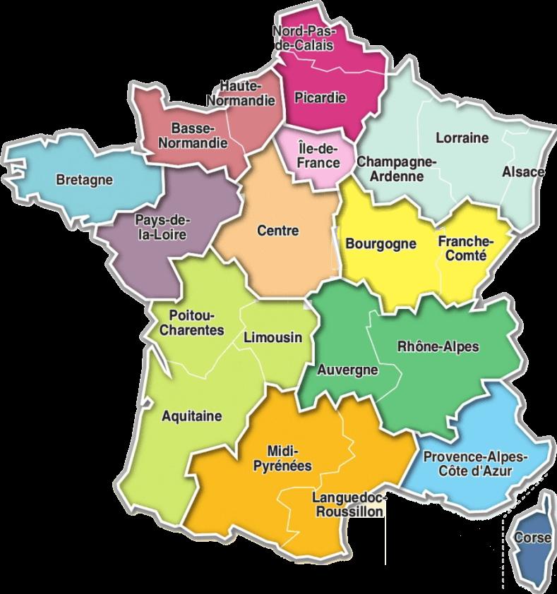 De Regio's in Frankrijk | Vakantie Zuid-Frankrijk ! Logeren bij Belgen