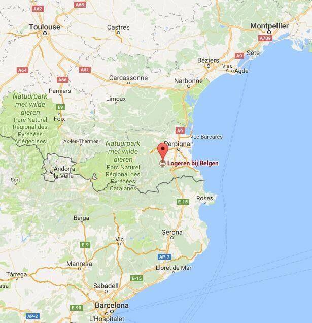 Castelnou (Pyrénées Orientales) | Vakantie Zuid-Frankrijk ! Logeren bij Belgen