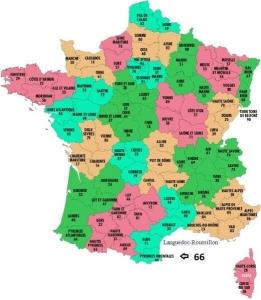 Regio's in France