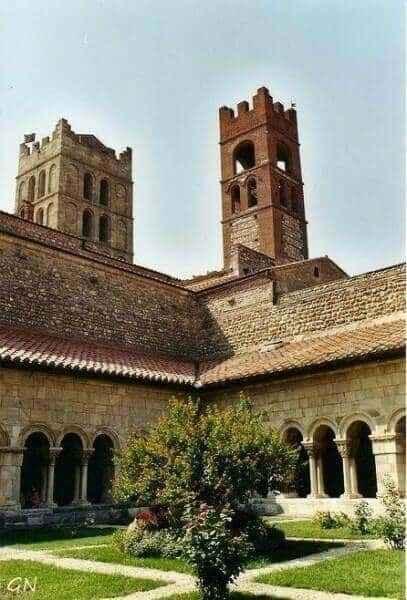 Abbaye Arles-sur-Tech (op 40 min)