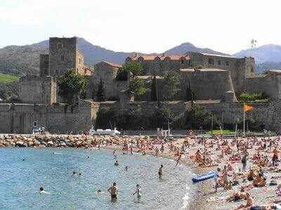 Château Royal de Collioure (30 min)
