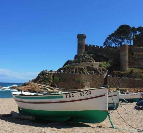 Costa Brava (op 40 min)