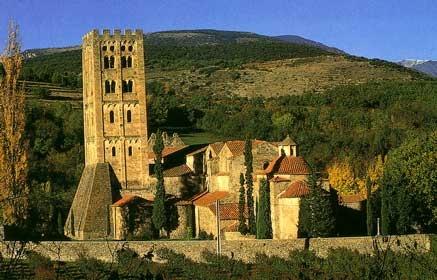 Saint-Michel-de Cuixà (op 50 min)
