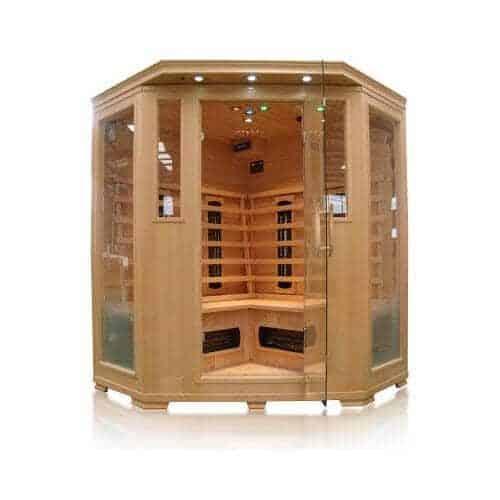 sauna 4 personnes