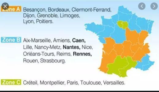 Schoolvakanties in Frankrijk 2020 vakantie logeren bij belgen in frankrijk