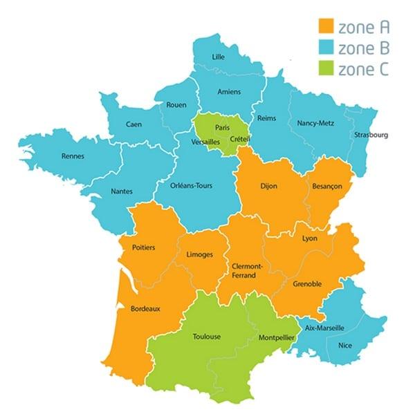 Schoolvakanties Belgie 2021 vakantie logeren bij belgen in frankrijk