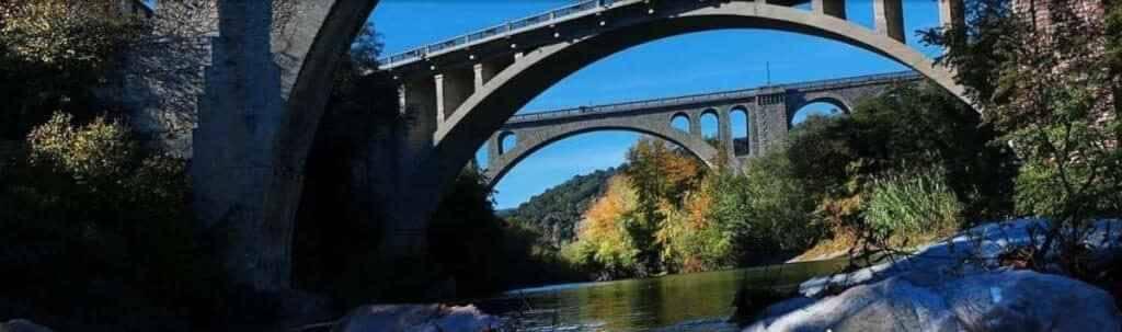 ponts de ceret